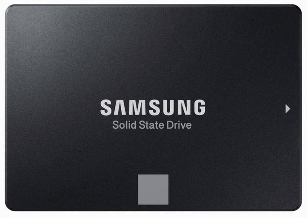 250GB Samsung 860 EVO SSD 550MB Read/520MB Write