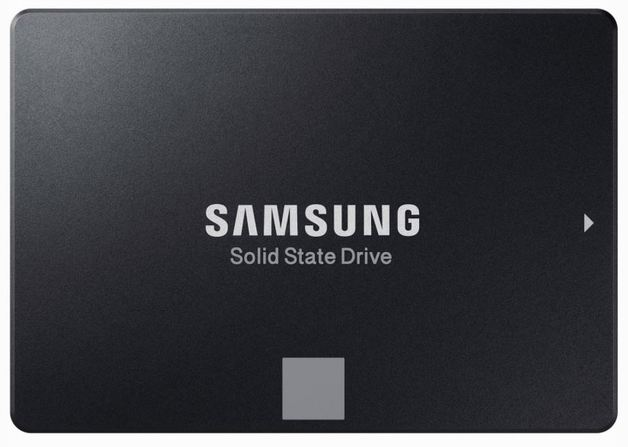 "250GB Samsung 860 EVO 2.5"" SATA SSD"