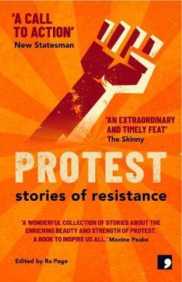 Protest by Sandra Alland