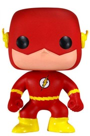 Flash Pop! Heroes Vinyl Figure