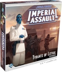 Star Wars: Imperial Assault: Tyrants of Lothal - Expansion