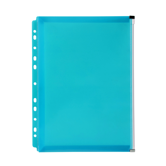 Marbig: Zip Binder Pocket - Marine