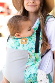 Baby Tula Free to Grow Baby Carrier - Electric Leave