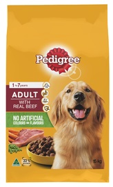 Pedigree Adult With Real Beef (15kg)