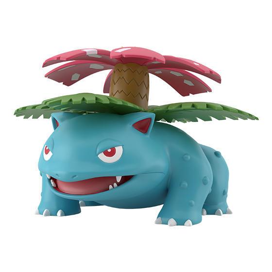 Pokemon Scale World Kanto: 1/20 Venusaur - Mini Figure