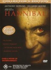 Hannibal on DVD