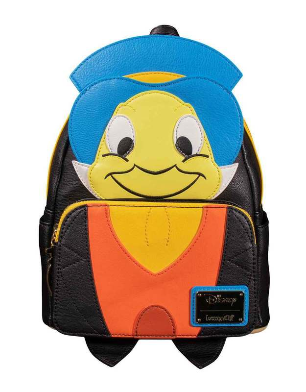 Loungefly: Pinocchio Mini Backpack - Jiminy Cricket
