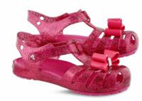 Crocs: Isabella Bow Sandal Kids - Pink (Size US C10)