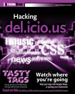 Hacking Del.Icio.Us by Leslie M. Orchard image