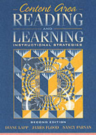 Content Area Reading and Learning by Diane Lapp image