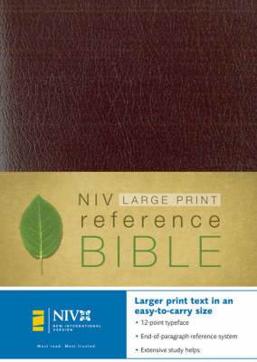 NIV Reference Bible: Personal Size image