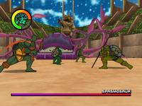 Teenage Mutant Ninja Turtles 2: BattleNexus for PC Games image