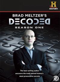 Brad Metzler's Decoded on DVD