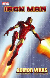 Iron Man and the Armor Wars image