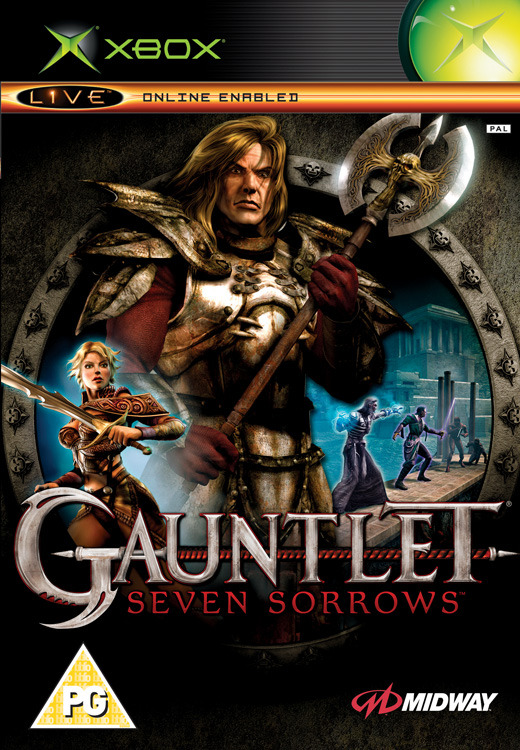 Gauntlet: Seven Sorrows for Xbox