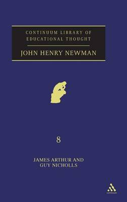 John Henry Newman by James Arthur
