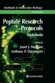 Peptide Research Protocols
