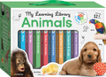 Building Blocks: Learning Library Animals Box