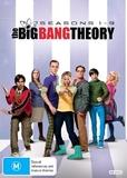 The Big Bang Theory: Seasons 1 - 9 Box Set DVD