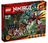 LEGO Ninjago - Dawn of Iron Doom (70627)