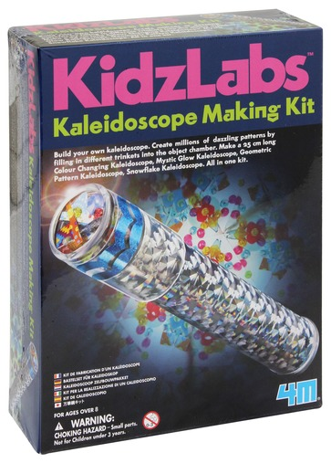 4M: Kidz Labs Kaleidoscope Making Kit
