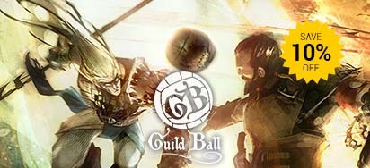 Wargame of the Month: Guild Ball