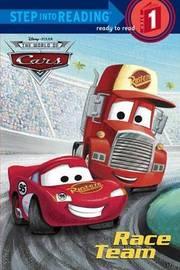 Cars Race Team by Random House Disney