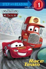 Cars Race Team by Rh Disney