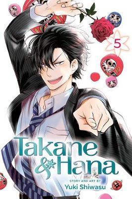 Takane & Hana, Vol. 5 by Yuki Shiwasu image