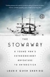 The Stowaway by Laurie Gwen Shapiro image