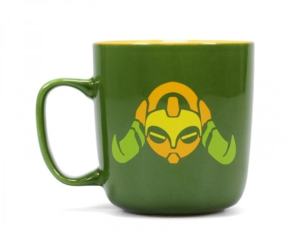 Overwatch: Orisa Logo - Coffee Mug (350ml)