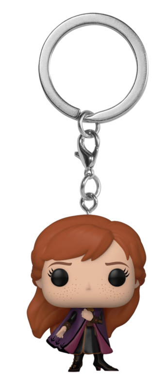 Frozen 2: Anna - Pocket Pop! Keychain