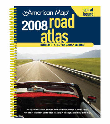 AMC US Atlas Standard Format: 2008 image