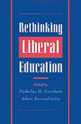 Rethinking Liberal Education image