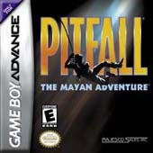 Pitfall: The Mayan Adventure for Game Boy Advance