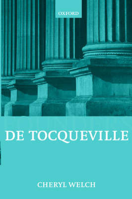 De Tocqueville by Cheryl B. Welch