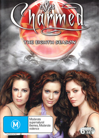 Charmed - Complete 8th Season (6 Disc Set) on DVD