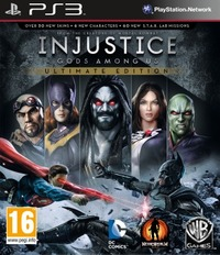 Injustice: Gods Among Us Ultimate Edition for PS3