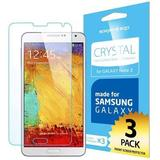 Spigen Crystal Screen Protector for Galaxy Note 3 (3 Pack)