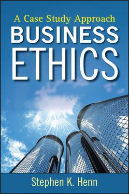 Business Ethics by Stephen K. Henn image