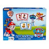 Paw Patrol Look-A-Likes Card Game