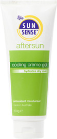 SunSense Aftersun Cooling Creme Gel (200g)