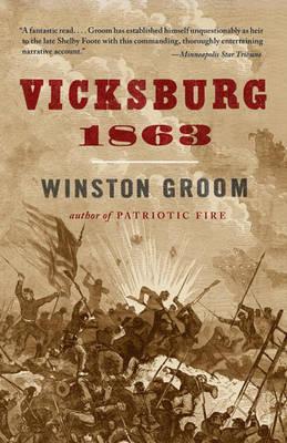 Vicksburg, 1863 by Winston Groom image