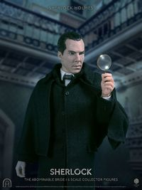 "Sherlock - 12"" Sherlock Holmes (The Abominable Bride) Articulated Figure"