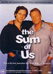 The Sum Of Us on DVD