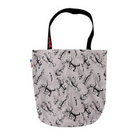 Tote Bag The Cat In The Hat (Tile)