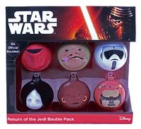 Star Wars Return of the Jedi Christmas Ornament Set