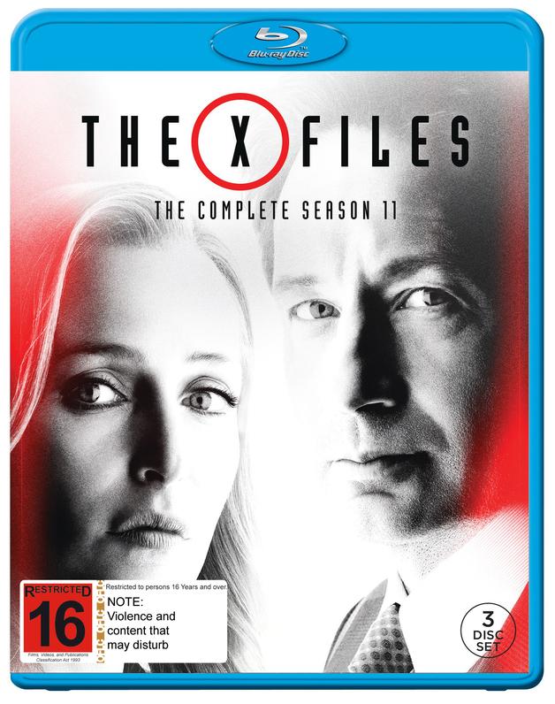 X-Files - Season 11 on Blu-ray