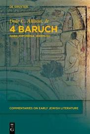 4 Baruch by Dale C Allison, Jr. image