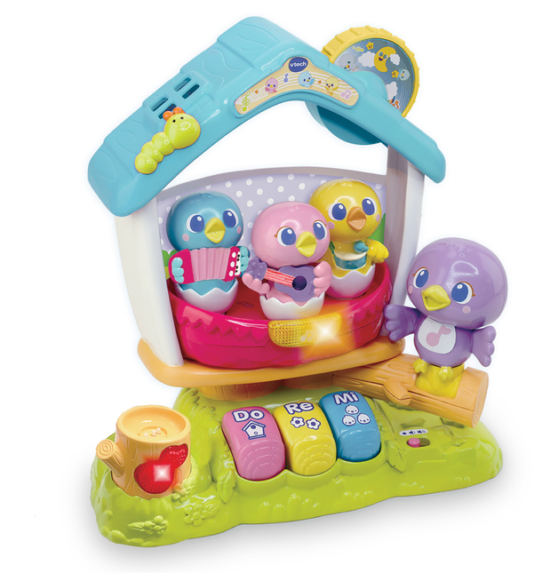Vtech: Musical Bird Play House - Playset